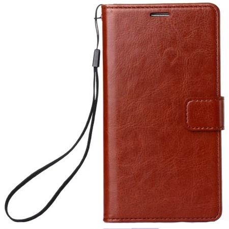 Lenovo K3 clamshell genuine leather case