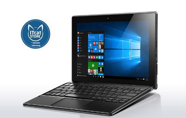 LENOVO MIIX 310-10ICR/Z8350/W10/10.1'/4GB/64GB/1 YEAR WARRANTY