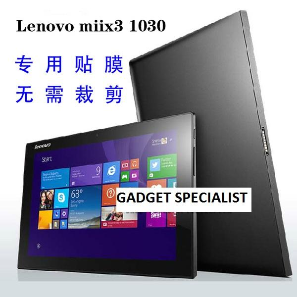 LENOVO MIIX3 1030 10.1 INCH CLEAR SCREEN PROTECTOR
