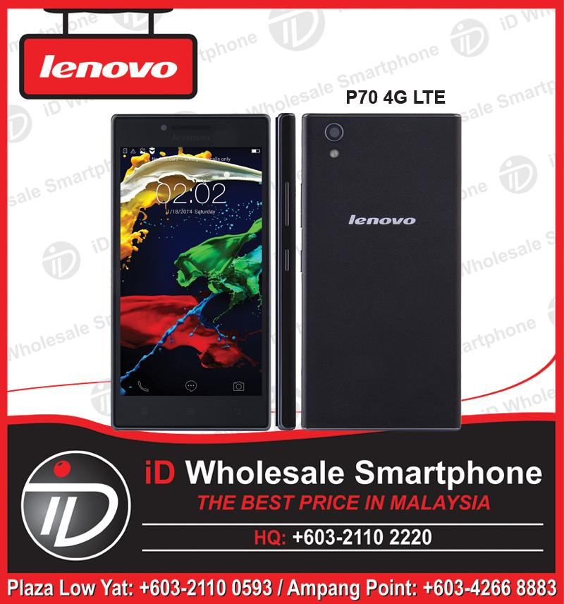 Lenovo P70 4G LTE FREE ORI CASE + SCREEN PRO (ORIGINAL MALAYSIA SET)