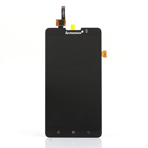 Lenovo P780 Fullset Display Lcd Digitizer Touch Glass Screen