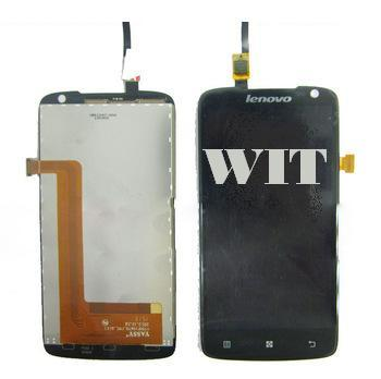 Lenovo S820 Display Lcd Digitizer Touch Glass Screen Sparepart Repair