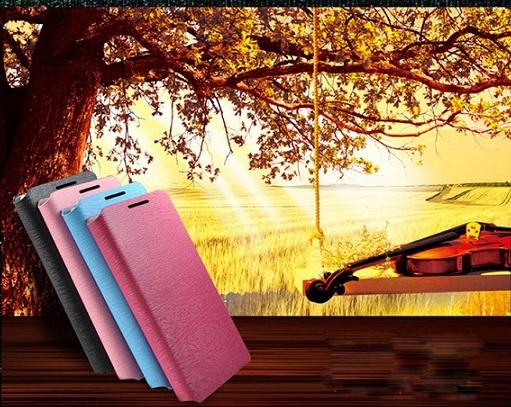 Lenovo S920 Flip Cover Leather Pouch Case Casing Screen Protector