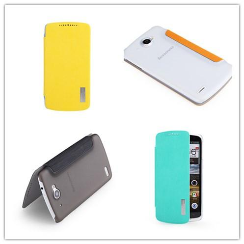 Lenovo S920 Rock Elegant Side Flip case - rmtlee