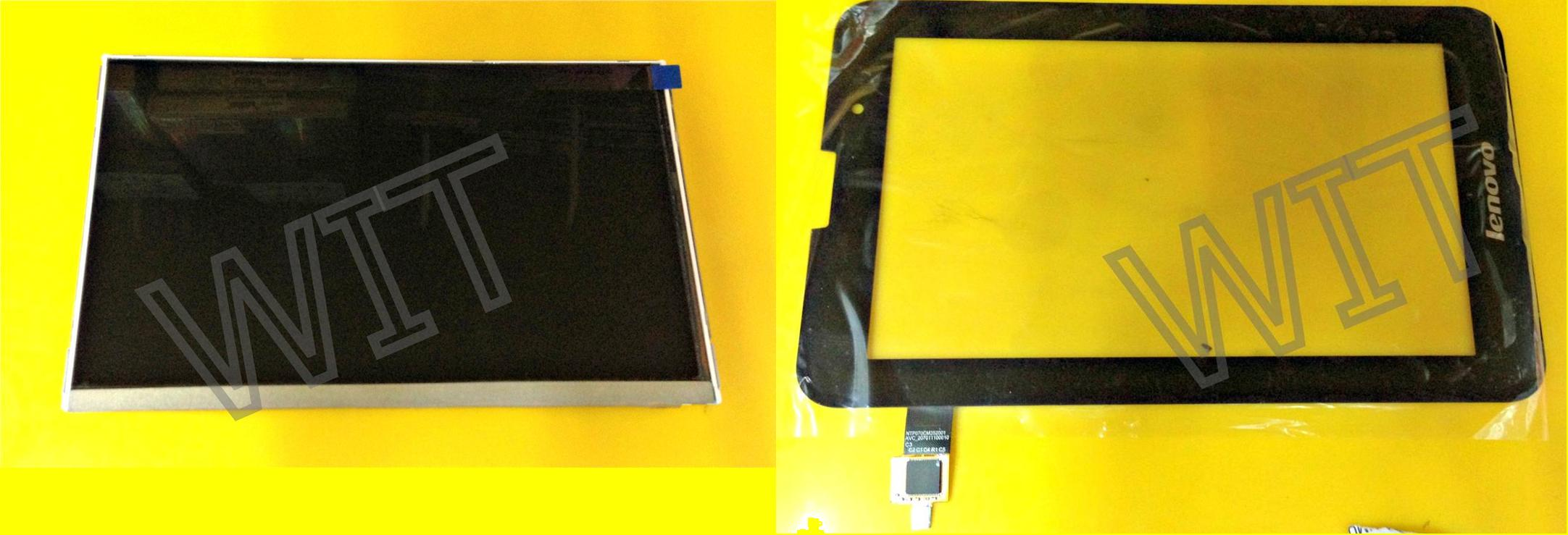 Lenovo Tab A3000 A5000 Lcd Display / Digitizer Touch Screen Sparepart