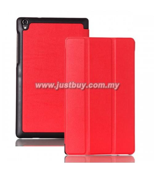 Lenovo Tab S8-50 Ultra Slim Case - Red
