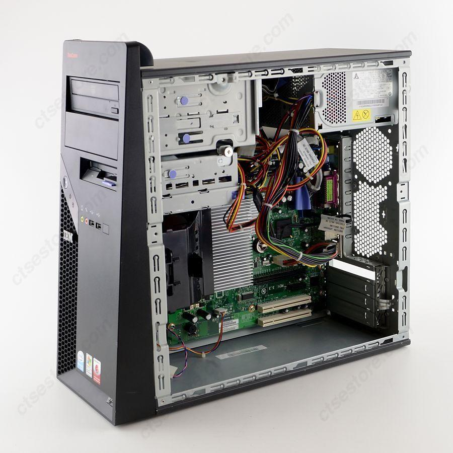 Lenovo ThinkCentre M52 Core2Duo 2GB 80GB MT Windows 7 PC