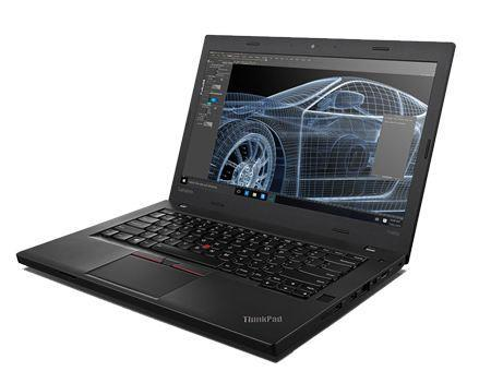 Lenovo ThinkPad T460p Notebook (i7-6700HQ.4GB.1TB+128GB) (20FXA00PMY)