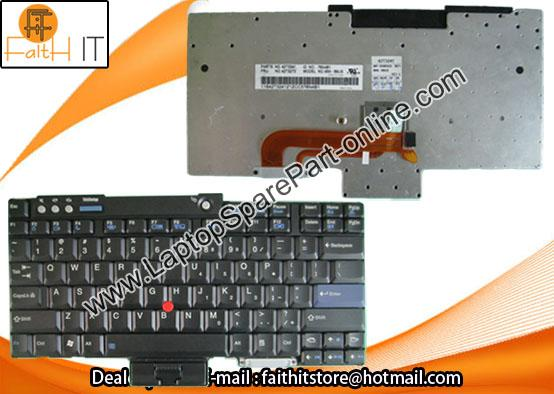 For Lenovo Thinkpad T60 T61 R60 R61 Z60t T400 R400 T50 keyboard