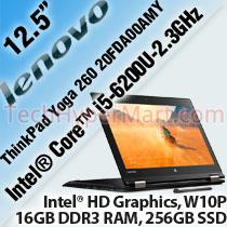 LENOVO THINKPAD YOGA 260 20FDA00AMY 12.5' LAPTOP/ NOTEBOOK