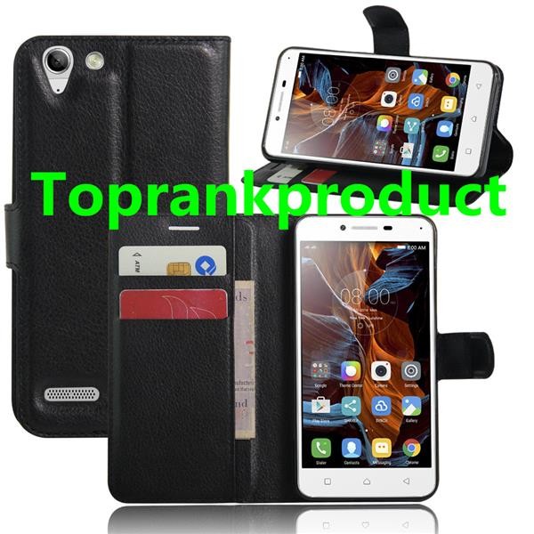 Lenovo Vibe K5 A6020 / Note Plus Flip PU Leather Case Cover Casing