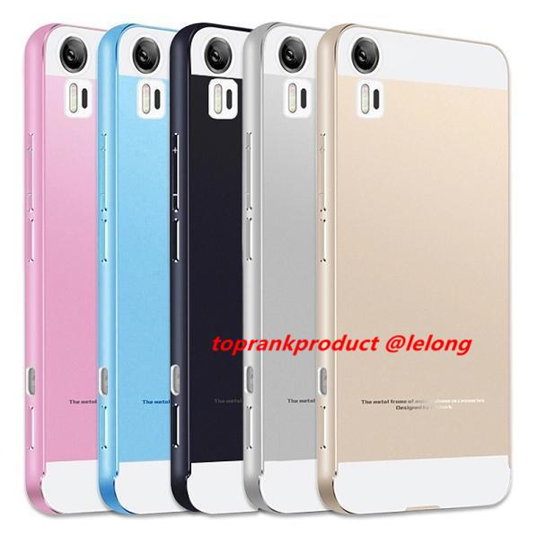Lenovo Vibe Shot Z90 Metal Bumper Case Cover Casing + Free Gifts