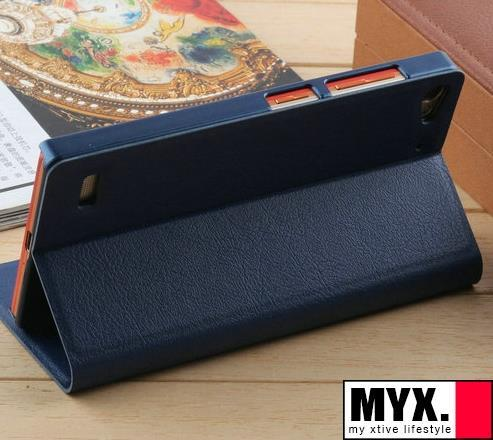 Lenovo Vibe X2 Leather PU Casing Case Cover