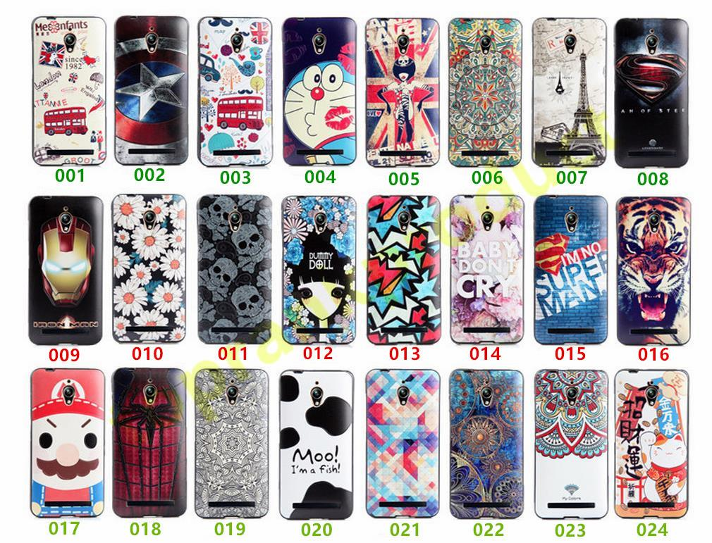 Lenovo Vibe X3 Lite K4 Note 3D Silicone Case Cover Casing + Free Gifts
