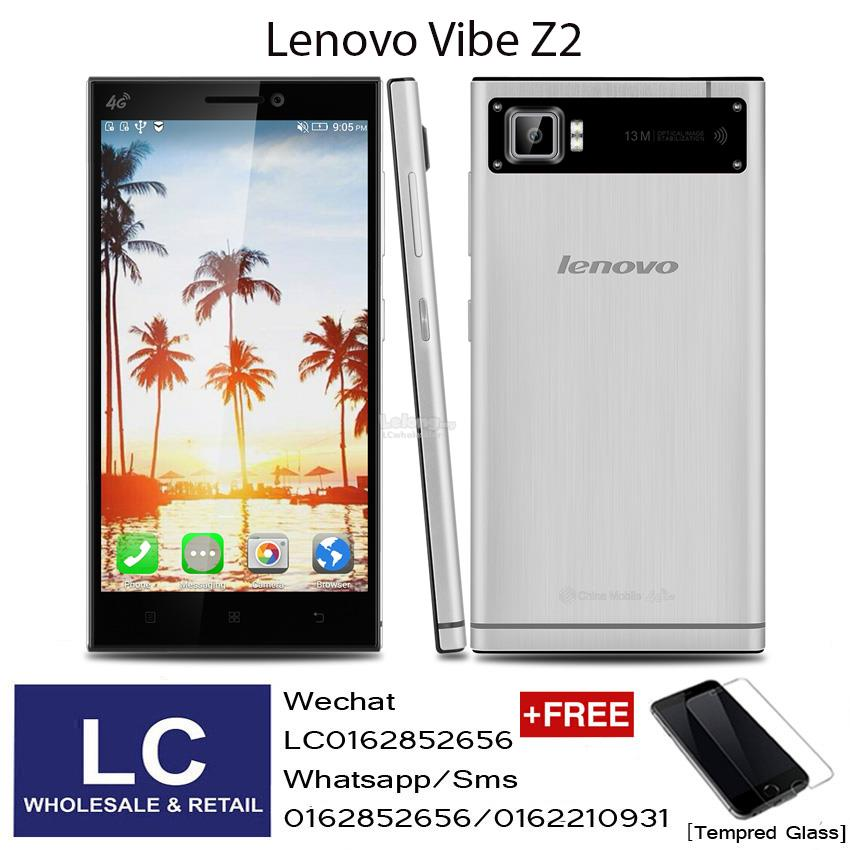 Lenovo Vibe Z2 2GB+32GB Grey Original Import