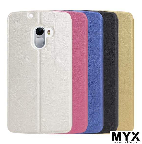 Lenovo X3LITE / K4 Note PU Clamshell Casing Case Cover