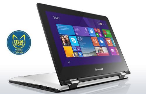 LENOVO YOGA 300-11/N3710/WIN10/11.6'/4GB/500GB/1 YEAR WARRANTY
