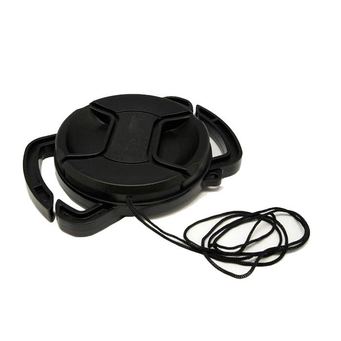 Lens Cap Holder Buckle Keeper Anti-Lost 72mm, 77mm, 82mm
