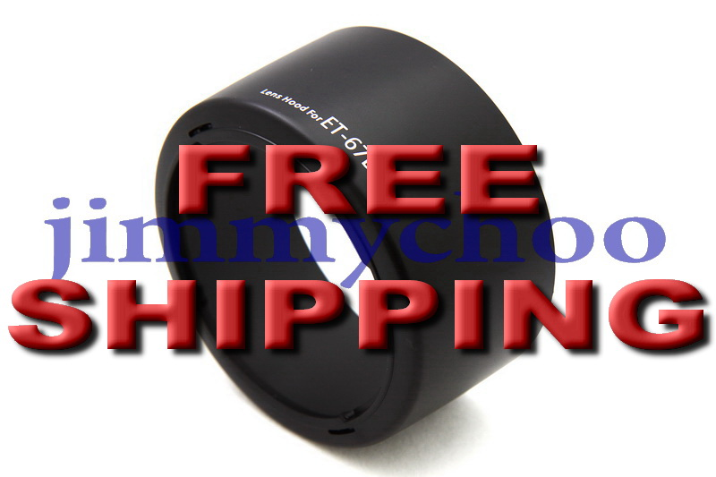 Lens Hood ET-67B for Canon EF-S 60mm f/2.8 USM Macro-Free Shipping!!!