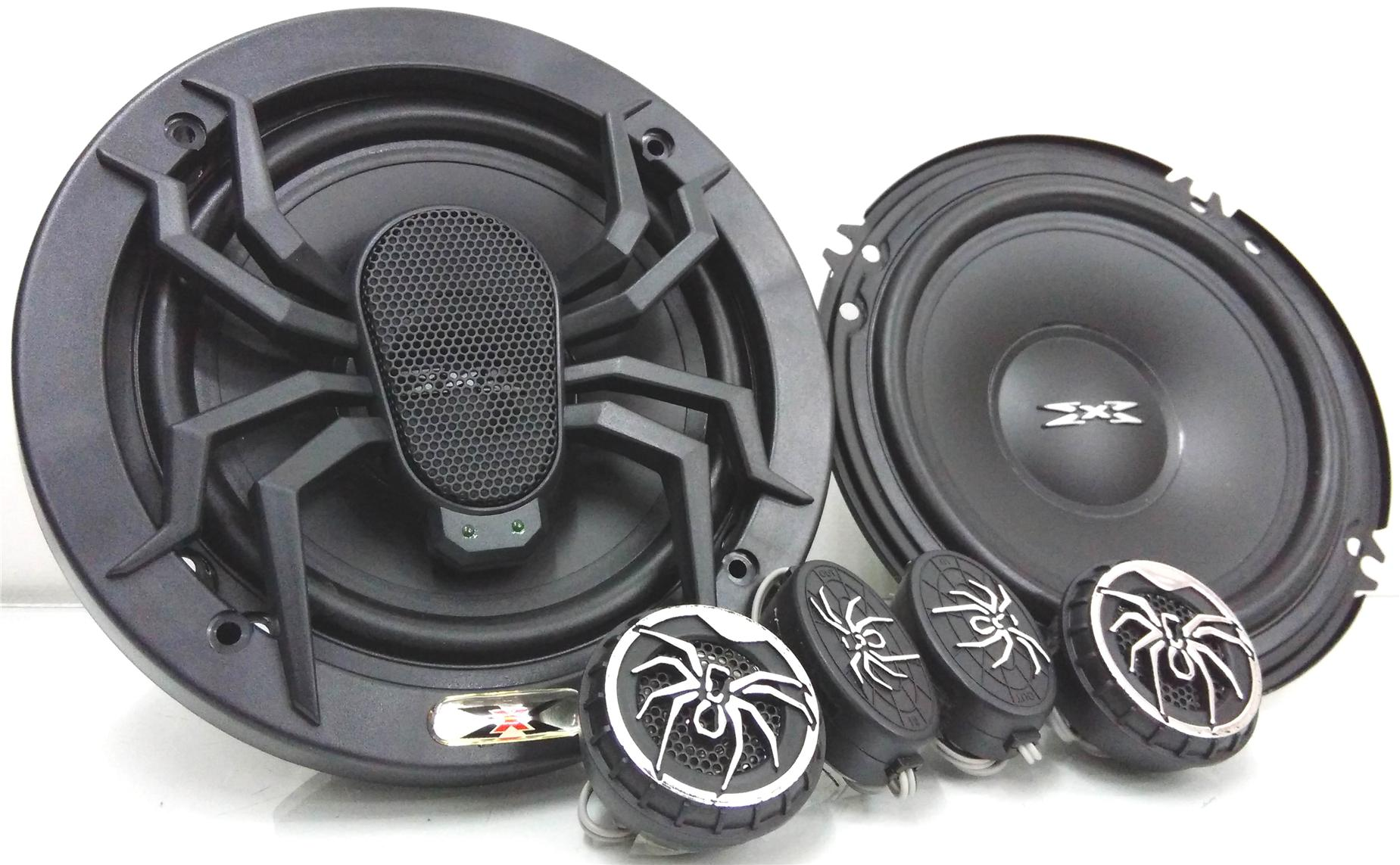 "10/"" x 3/"" Subwoofer damper with leads   SP1030S-DUAL Speaker spider"
