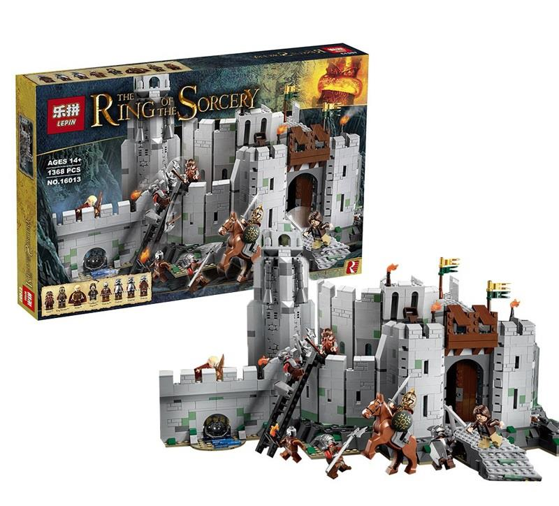LEPIN 16013 The Lord of the Ring The Battle of Helm's Deep