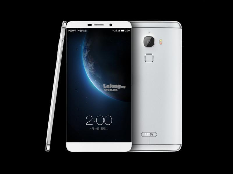 Letv MAX 6.33'FHD 2560*1440P Snapdragon 810 8Core 21MP 4GB RAM 64GB