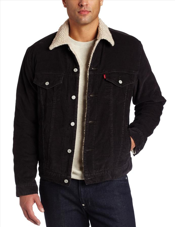Levi Sherpa Jacket - Clothing & Accessories - Compare Prices