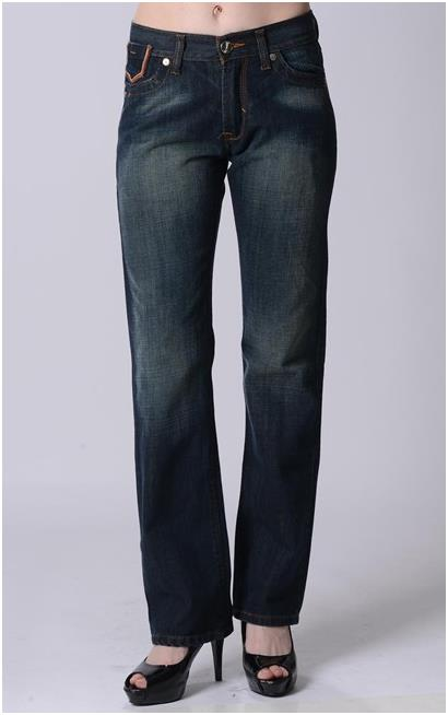 Levis Skinny Blue Jeans