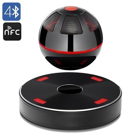 Levitating Bluetooth Speaker With NFC Function (LB-01A)▼