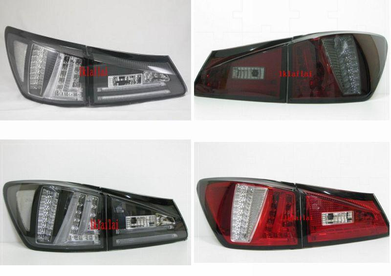 Lexus IS250 / IS350 '06-08 LED Light Bar Tail Lamp