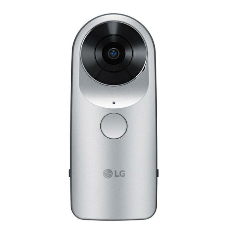 LG 360 LGR105 Spherical Camera Silver (Brand New and 100% Genuine)