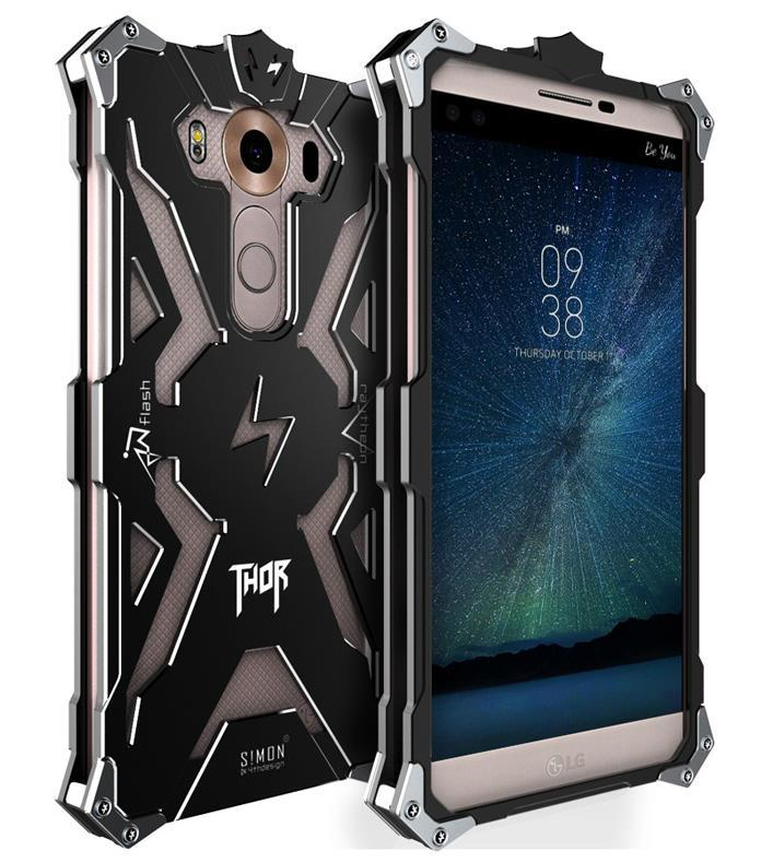 LG G4 Pro V10 Aluminium Thor Metal Case Cover Casing + Free Gifts