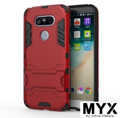 LG G5 Drop Resistance Armor Casing Case Cover