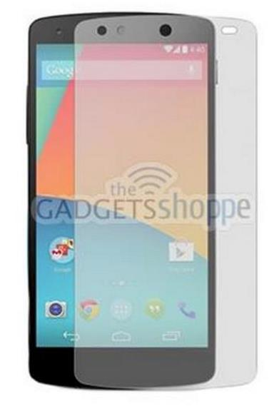 LG NEXUS 5 CLEAR SCREEN PROTECTOR