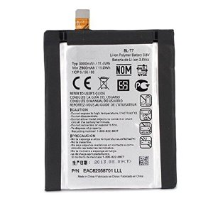 Lg Optimus G2 D802 G2 PRO D800 VS980 BL-T7 BLT7 Battery