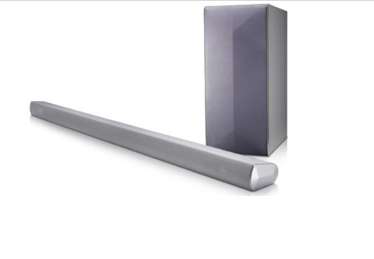LG Sound bar LAS550H Bluetooth 320W 2.1ch