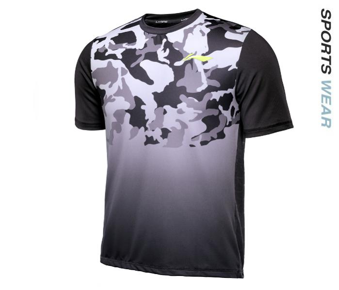 Li-Ning Men RN&#039 s TEE - Black -ATSL399-2
