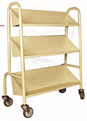 Library Trolley & Book Trolley for sale