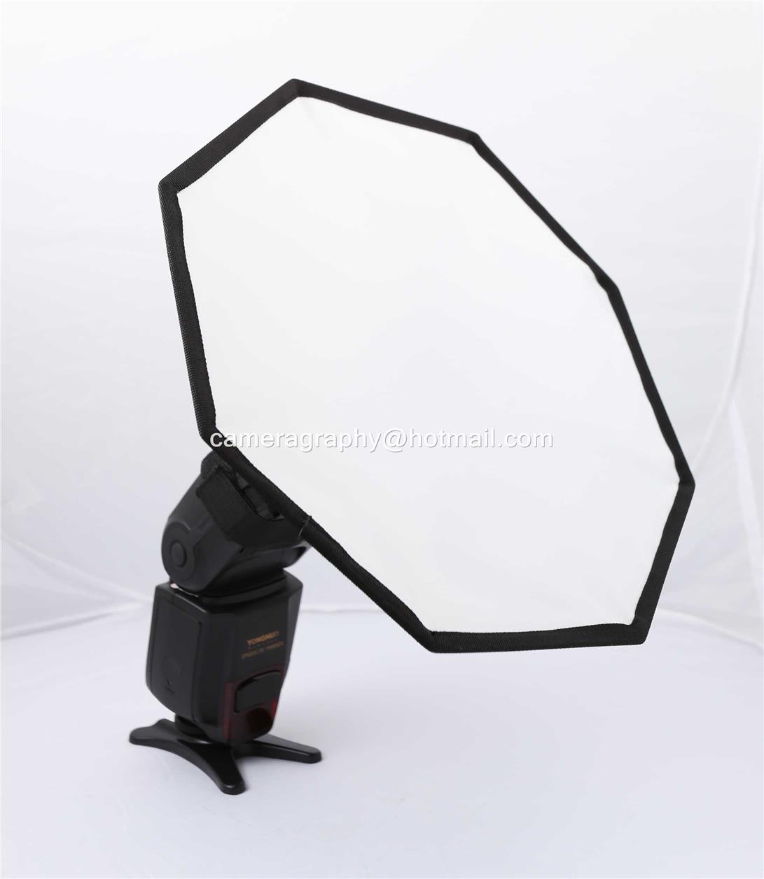Life Mini Octa Softbox 30cm for all Speedlite