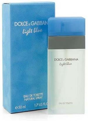 Light Blue for Women 100 ml