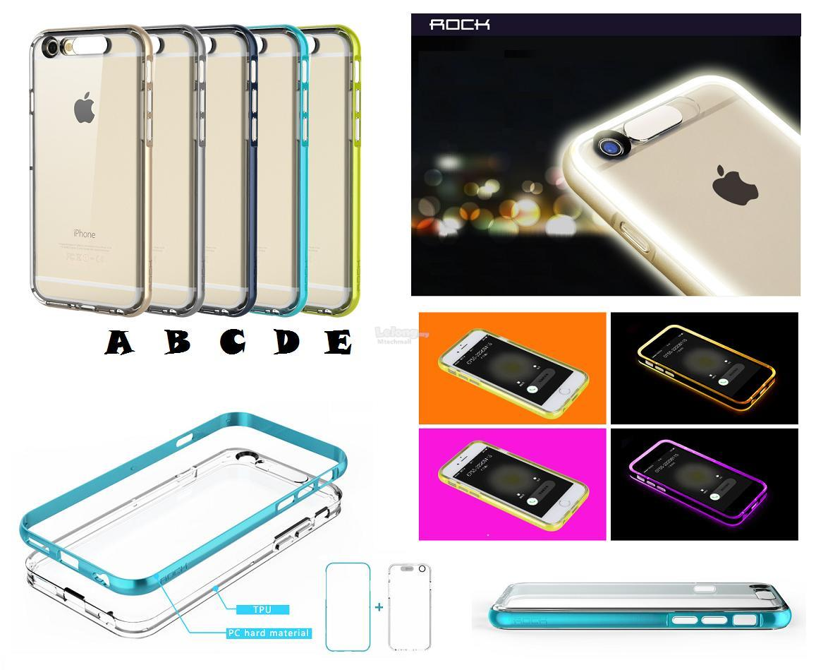 Light Tube LED Case Exclusive For iPhone 6 6s PLUS