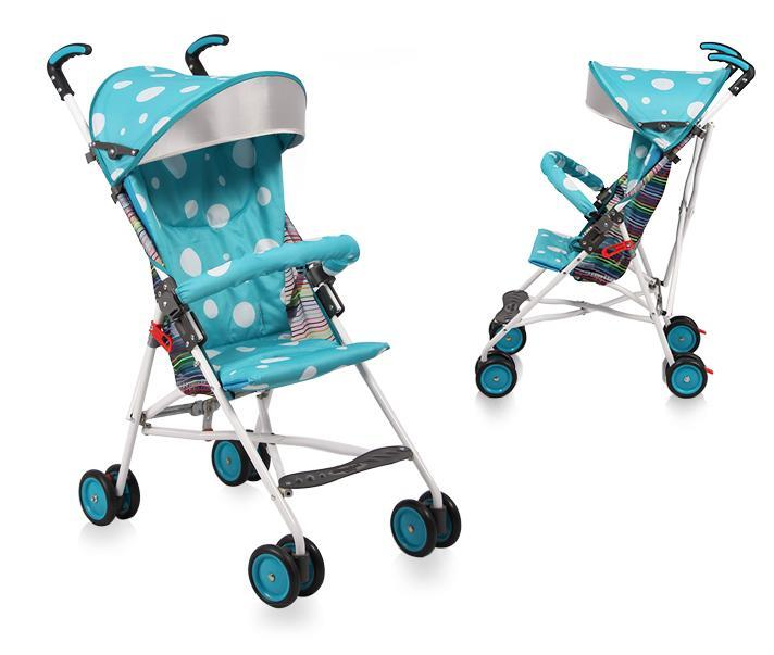 Light Weight Foldable Baby Stroller