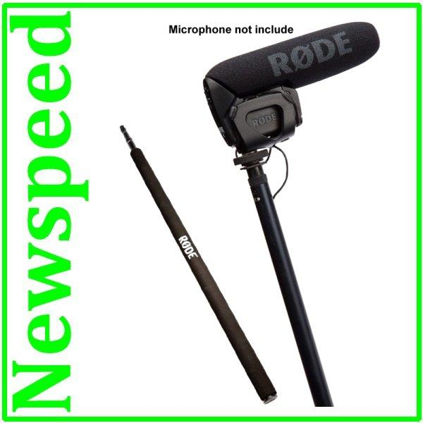Lightweight Rode Micro Boompole for Microphone (0.8 - 2.0 Meter)