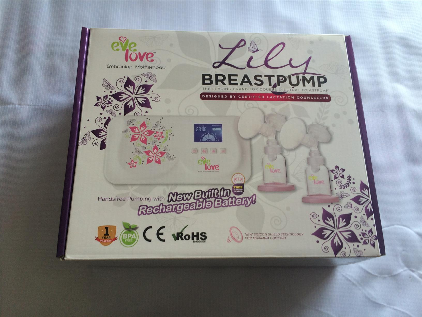 Lily Breastpump (eve love)