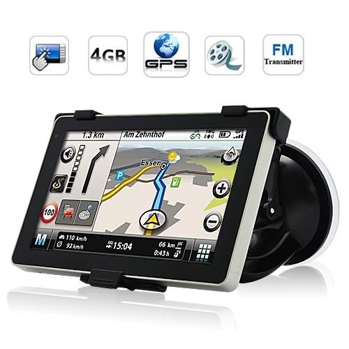 Limited GPS Car DVR Atlas 64C 3D 4GB BT Opt. Notebook Camera V.In