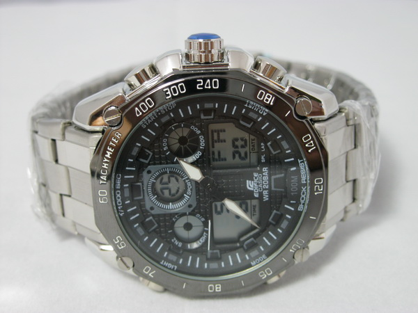 Limited Offer Men Sport Casio Analog + Digital Watch C-218