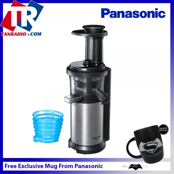 Panasonic Slow Juicer Mj L500 User Manual : (Limited Promo) Panasonic MJ-L500 S (end 2/22/2019 11:11 AM)