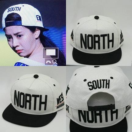 Limited Quantity RUNNING MAN Jihyo Reposition Embroidered Baseball Cap