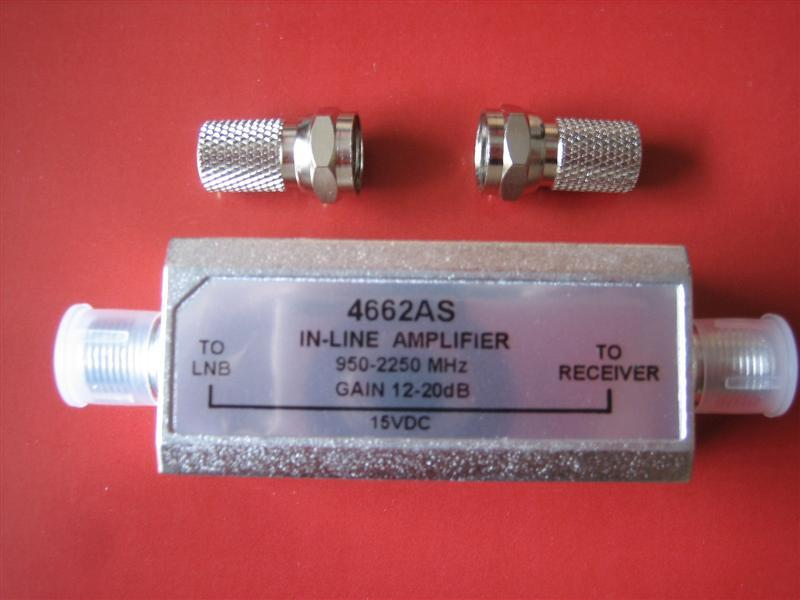 Line Amplifier suitable for Normal Astro - Model 4662AS