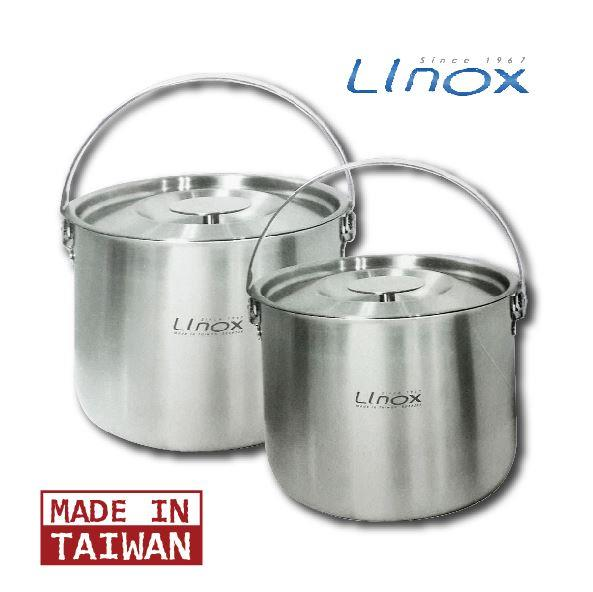 Linox Multi-Function Bowl #304 stainless steel (16cm/19cm)